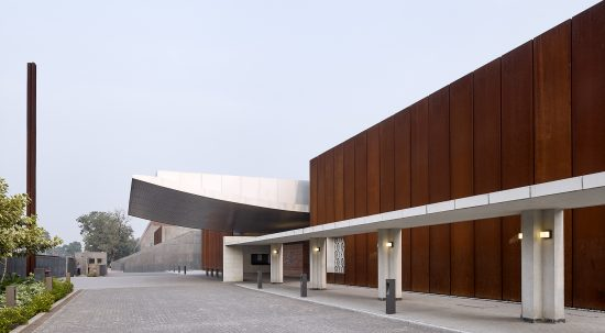Bihar Museum / Maki and Associates + Opolis