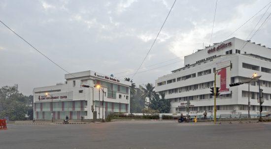 Opolis Architects     Sancheti Hospital, Pune     OPOLIS-sanchetihosp-8630