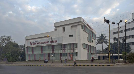 Opolis Architects     Sancheti Hospital, Pune     OPOLIS-sanchetihosp-8675